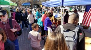 This Historic Year-Round Street Market In Virginia Is A Must Visit