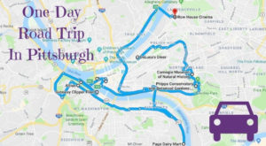 This 23-mile Road Trip Is the Best Way To Experience Pittsburgh In One Day