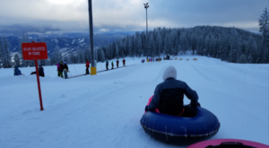 Take This Idaho Tube Ride For An Epic Winter Adventure