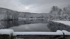 The One Pennsylvania State Park That Will Transform Into A Winter Wonderland This Year