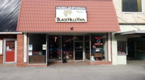 The One Of A Kind Store In South Dakota Devoted Entirely To Vinyl Records