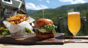 There's Actually A Secret Burger Bar In This Colorado Hotel Kitchen
