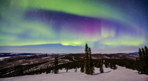 Here's The Best Location In The U.S. For Spotting The Northern Lights