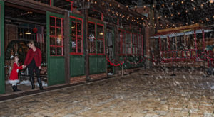 Don't Let The Holiday Season Pass You By Without A Visit To Santa's Christmas Factory In Mississippi