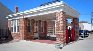 The Most Historic Gas Station In Nebraska Belongs On Your Bucket List