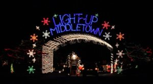 The Underrated Christmas Light Display In Cincinnati Thats So Worth A Visit
