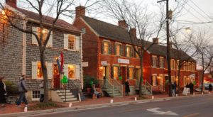 The Twinkliest Town In Maryland Will Make Your Holiday Season Merry And Bright