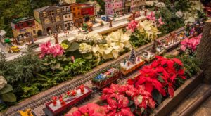 This Christmas Model Train Show In Wisconsin Will Delight Your Whole Family This Holiday Season