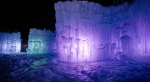 The Marvelous Winter Wonderland In New Hampshire That's Made Entirely Out Of Ice