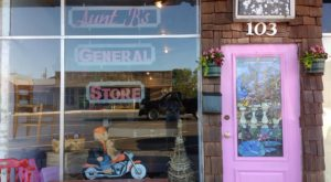 The Old Fashioned General Store In This Small Georgia Town Offers Up A Vintage Trip Back In Time