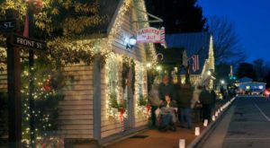 The Tiny Town In North Carolina That Looks Like Something Straight Out Of A Christmas Movie