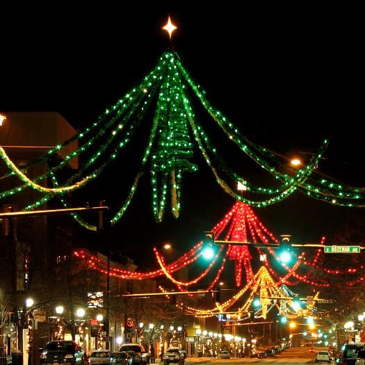 Bozeman's Christmas Stroll