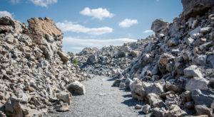 The Hiking Trail In Northern California That Makes You Feel Like You're On Another Planet