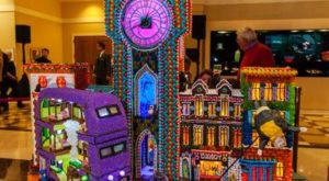 You Won't Want To Miss This Massive Gingerbread Village In Washington