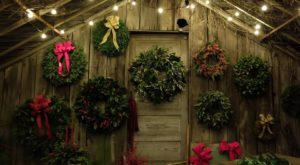 This Greenhouse Holiday Market Is The Most Beautiful Kentucky Tradition