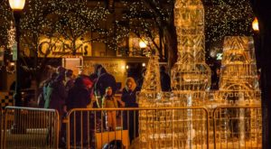 The Coziest Town Near Detroit Will Make Your Season Merry And Bright