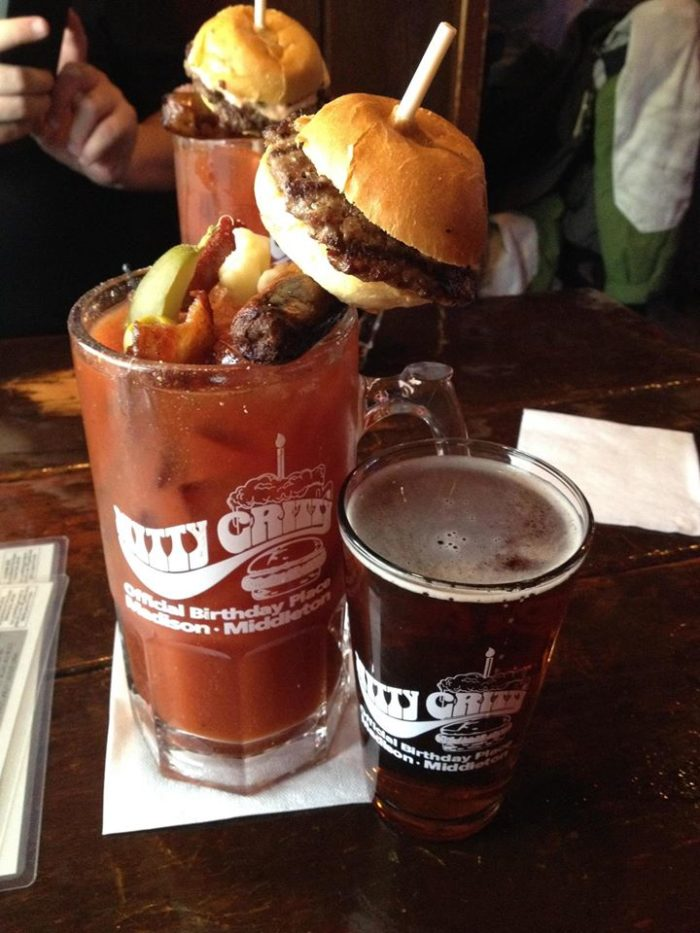 13 Of The Most Extravagant Bloody Marys in Wisconsin