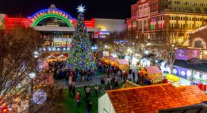 Georgia Has Its Very Own German Christmas Market And You'll Want To Visit