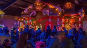 The Magical Christmas Elf Village Near Buffalo Where Everyone Is A Kid Again