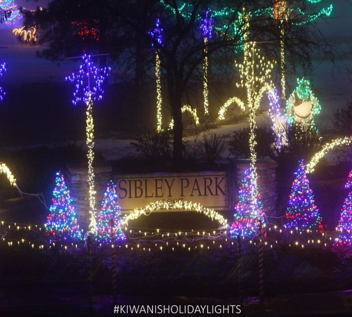 Kiwanis Holiday Lights Is An Annual Event Held In Sibley Park Mankato Minnesota This Year The Runs From November 23 Through December 31