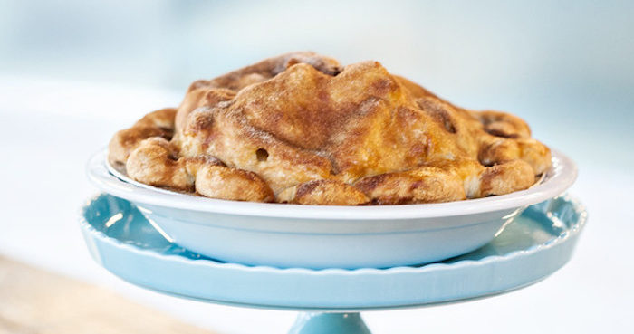 After Just One Bite, You'll Be Hooked On The Best Apple Pie In The USA