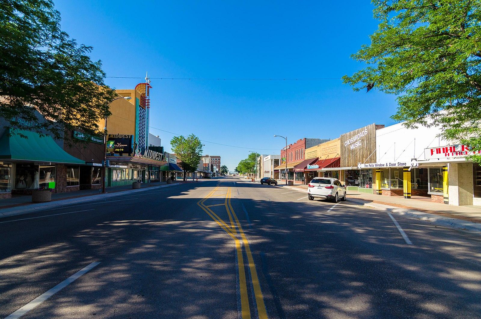 Stadt In Nebraska 5