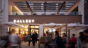 We Can't Stay Away From This 13,000 Square Foot Food Hall In Southern California