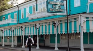 This Bright Blue Restaurant Has Been A New Orleans Favorite Since 1893