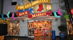 There's An Epic Market In Southern California That Sells Nothing But Socks And You'll Want to Check It Out