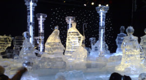 The Marvelous Winter Wonderland In Texas That's Made Entirely Out Of Ice