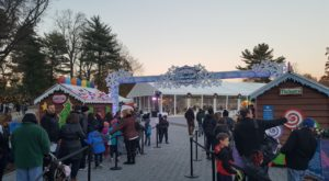 The Winter Village In New Jersey That Will Enchant You Beyond Words