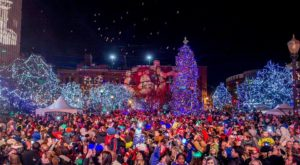 The Magical Kentucky Christmas Tree That Comes Alive With A Million Colorful Lights