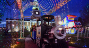 This Massive Christmas Celebration In North Carolina Is Not To Be Missed