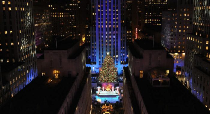 You Won't Want To Miss The Most Magical Tree Lighting Celebration In America