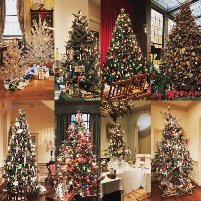 The Most Beautiful Christmas Tree: Yuletide At Winterthur Features Delaware's Most Beautiful
