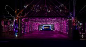 You Will Love This Dreamy Ride Through The Largest Drive-Thru Light Show In Nevada