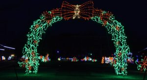 You Will Love This Dreamy Ride Through The Largest Drive-Thru Light Show In New Jersey