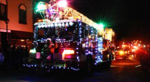 This Shimmering Light Parade In New Mexico Will Rock Your Holidays