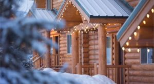 Stay At This Cozy Cabin For A Utah Winter Adventure Unlike Any Other