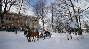The Winter Village Just Outside Of Buffalo That Will Enchant You Beyond Words