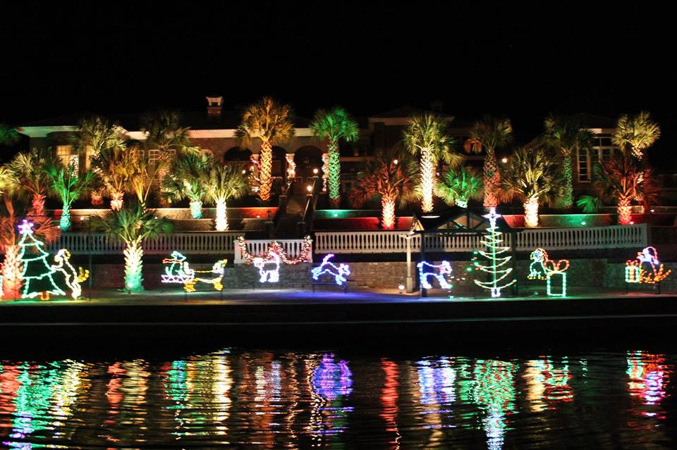 Christmas On The Pecos Is Best River Light Boat Ride In