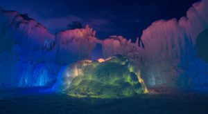 5 Majestic Ice Castles Around The U.S. You'll Want To See For Yourself