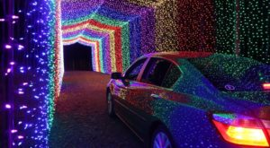 Over One Million Lights Illuminate This Incredible Drive-Thru Holiday Display In Louisiana