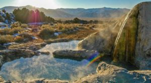 This Little-Known Natural Hot Spring In Northern California Is About To Become Your New Happy Place