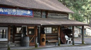 This Montana Restaurant Used To Be A Stagecoach Stop, And You Won't Want To Leave