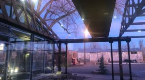This Incredible Tea House In New Mexico Is Made Entirely Out Of Glass