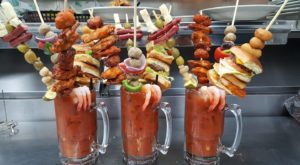 13 Places In Wisconsin To Find Outrageous, Over-The-Top Bloody Marys