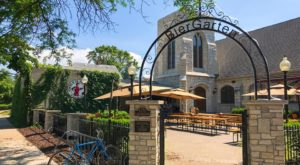 This Converted Church Is Now One Of Michigan's Most Unique Restaurants