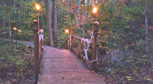 7 Out-Of-This World Hikes In Virginia That Lead To Fairytale Foot Bridges