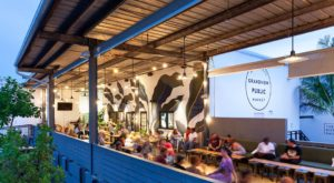 We Can't Stay Away From This 14,000 Square Foot Food Hall In Florida
